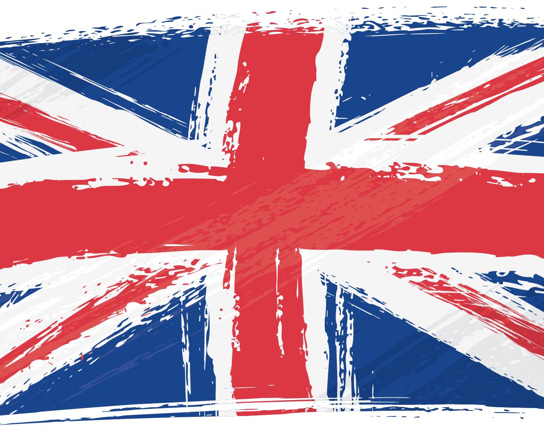 green class drapeau anglais